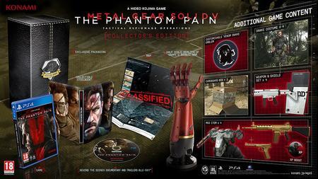 Metal Gear Solid V Tendrá Edición Especial Con Brazo Incluido 00