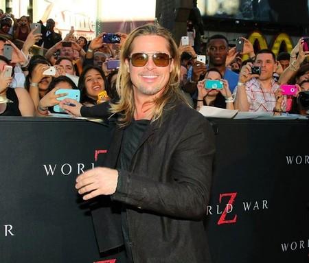 Brad Pitt, el fan más incondicional de Angelina: ¡no se puede ser tan achuchable!