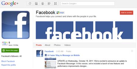 Análisis a fondo de la páginas de Google+ y los políticos en las redes sociales, repaso por Genbeta Social Media