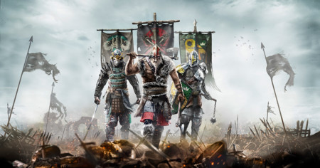 For Honor vuelve a aparecer con una impresionante cinemática y un extenso gameplay [E3 2016]
