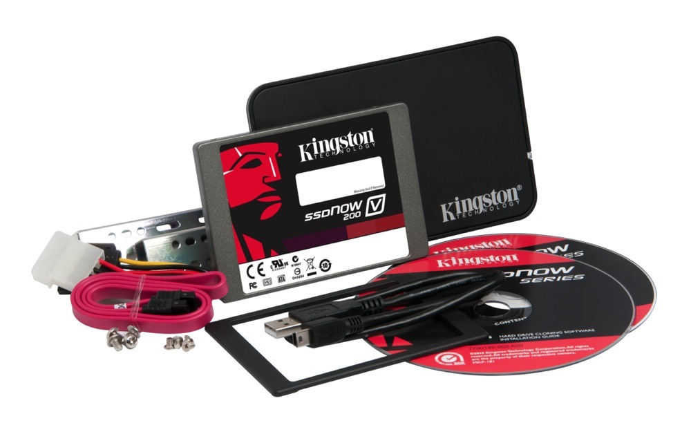 Foto de Kingston V200 (6/12)