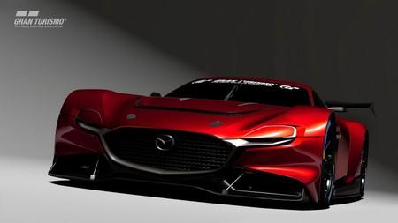 Mazda RX-Vision GT3: El superdeportivo japonés que todos pueden conducir