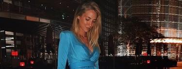 Nueve looks de invitada para embarazadas con los que ir guapa y en tendencia a las bodas de esta primavera-verano 2019