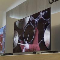 Samsung podría apostar el año que viene en sus televisores por nuevos paneles QLED que acercarían la llegada de modelos 8K