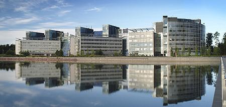 Una visita a la sede de Nokia