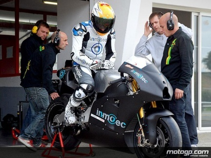 Confirmado: Inmotec está por MotoGP y por Moto2