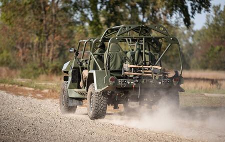 Infantry Squad Vehicle (ISV), GM Defense