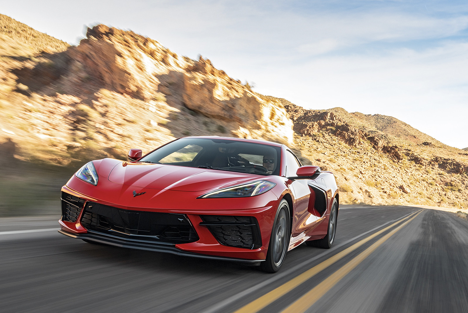 Foto de Chevrolet Corvette 2020 (prueba) (2/73)