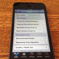 El Jailbreak llama a las puertas del iPhone 5 un día después de su salida en USA