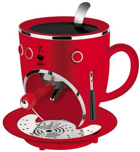 Tazzona y Mokona, las máquinas de espresso de Bialetti