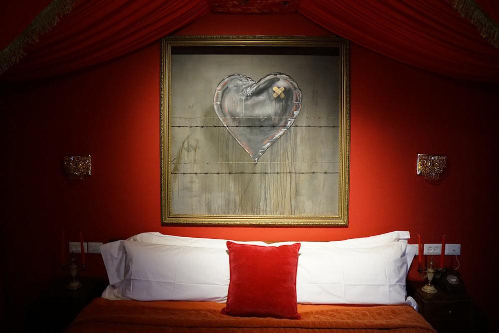 Foto de The Walled Off Hotel (11/20)
