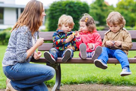 """Carta a mis tres hijos: """"Todos sois mis favoritos y mi amor por vosotros crece cada día"""""""