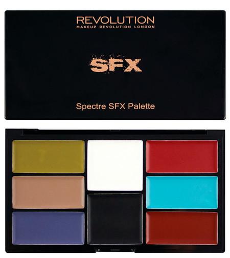 Makeup Revolution Paleta Pintura Para Rostro Spectre