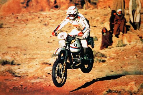 La legendarias siglas G/S: el mito que fraguó BMW Motorrad en el desierto del Sáhara
