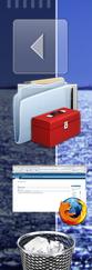 stacks con iconos personalizados