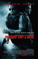 'Body of Lies' de Ridley Scott, póster