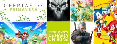Comienzan las rebajas de primavera de Nintendo Switch y aquí tienes una selección con las mejores ofertas de la eShop