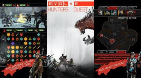 Evolve Hunters Quest Android