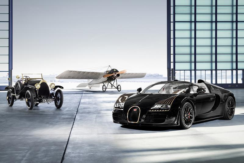 "Foto de Bugatti Veyron ""Black Bess"" Legends Edition (15/17)"