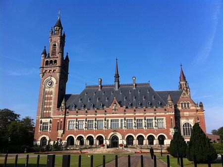 El Palacio de la Paz, en La Haya