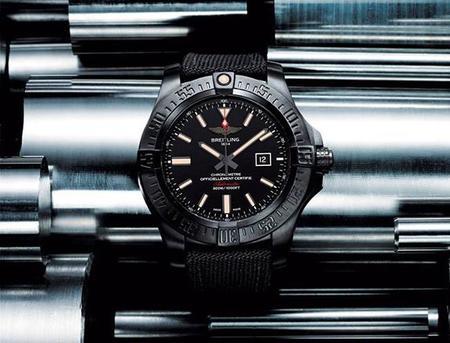 Breitling Avenger Blackbird, el reloj para el hombre aventurero