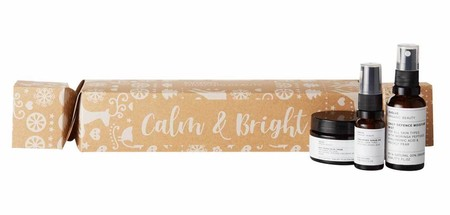 Calm Bright Christmas Cracker De Evolve Organic Beauty