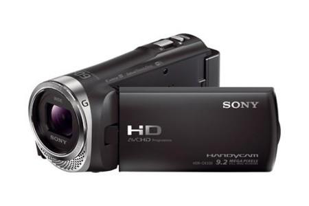 Sony empieza a distribuir su nueva línea de handycams en España