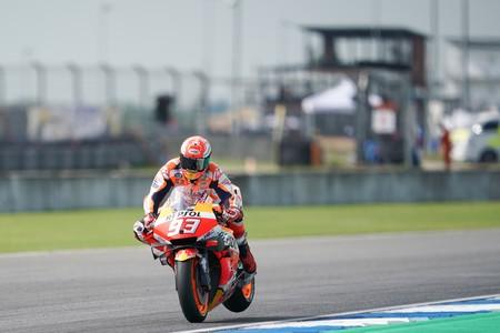 Marc Márquez ya es ocho veces campeón del mundo e iguala los títulos de Valentino Rossi en MotoGP