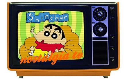 'Shin-Chan', Nostalgia TV