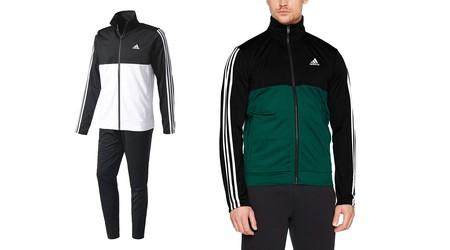 Amazon nos ofrece el chándal Adidas Back2Bas 3S Ts, en dos colores, por 32,48 euros y envío gratis