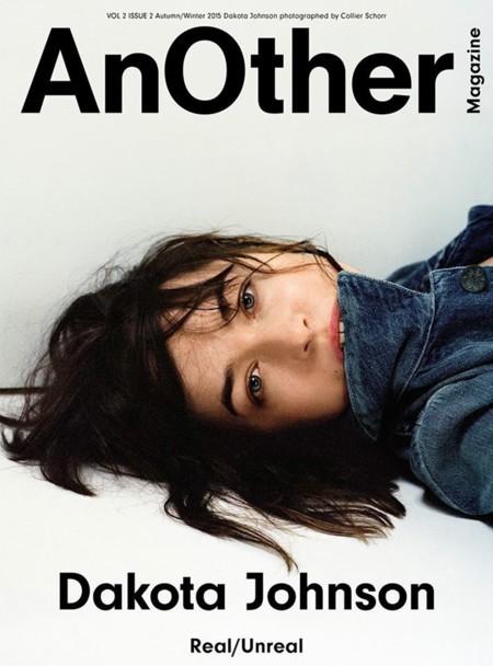 AnOther Magazine: Dakota Johnson (II)