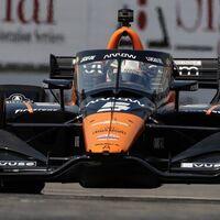Pato O'Ward remonta para darle la victoria a McLaren en la IndyCar y Álex Palou rescata un podio de oro