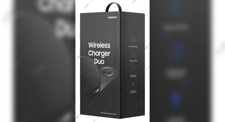 El nuevo cargador inalámbrico de Samsung confirma el Galaxy Watch y se certifican los 4.000 mAh del Note 9