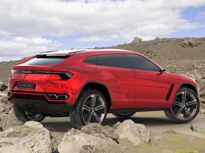 Lamborghini quiere doblar ventas con su futuro SUV