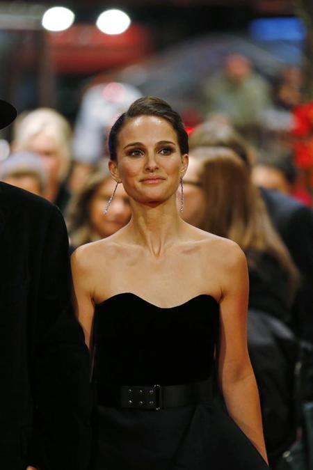 Natalie Portman reaparece en el Berlinale Film Festival ¡y con qué estilo!