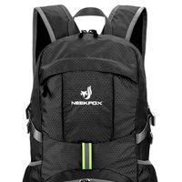 Oferta flash en una selección  mochilas ligeras Neekfox: hasta medianoche valdrán 16,14 euros en Amazon