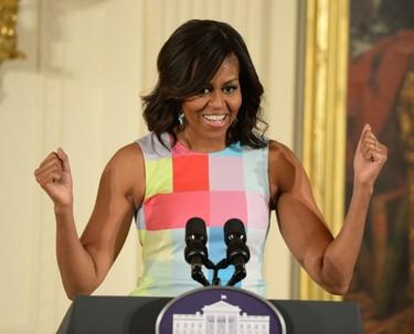 Dar discursos, escribir cuentos infantiles o, simplemente, descansar. Así se presenta el futuro para Michelle Obama.