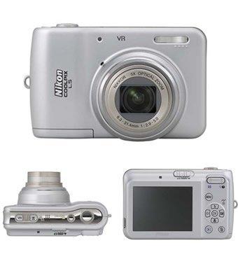 Nikon Coolpix L5 y L6