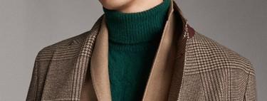 Verde esmeralda: el color que Massimo Dutti convierte en una joya para llevar en todos nuestros looks