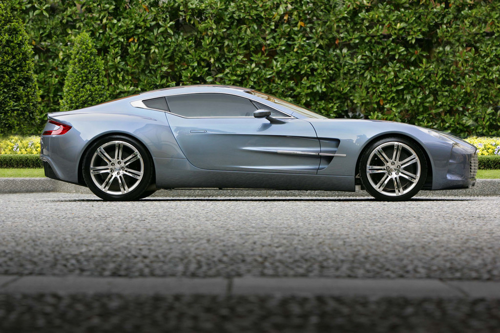 Foto de Aston Martin One-77 (9/20)