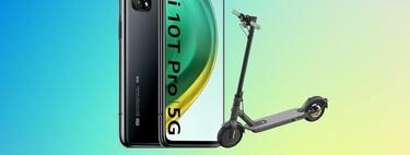 Este pack es un chollo: llévate el potente Xiaomi Mi 10T Pro con el patinete Mi Electric Scooter 1S a 599 euros en Amazon