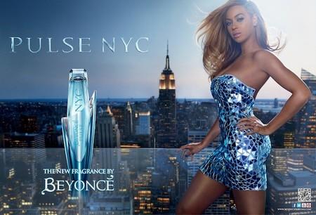 Pulse NYC es la nueva fragancia de Beyoncé