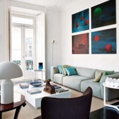 Foto 1 de 5 de la galería un-apartamento-en-lisboa en Decoesfera