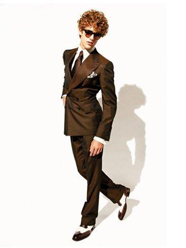 Tom Ford: colección de Primavera/Verano 2011