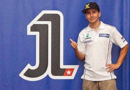 Jorge Lorenzo abandona definitivamente el 99 y muestra su nuevo dorsal