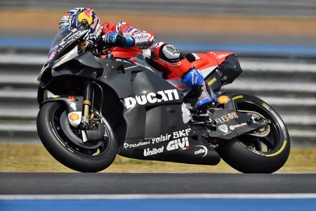 Ducati Test Tailandia 2