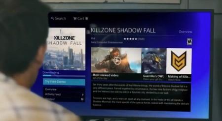 Aquí tenéis un vídeo con la interfaz de usuario de PS4 [E3 2013]