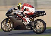 Troy Bayliss, el más rápido en la última jornada