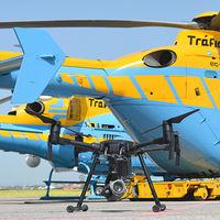 Los drones de la DGT comenzarán a denunciar infracciones de tráfico el 1 de agosto