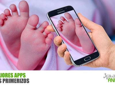 Nueve apps esenciales para madres y padres primerizos